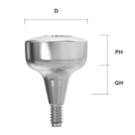 TheSimple Healing Abutment