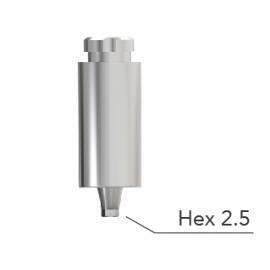 TheSimple Custom Abutment (Hex)