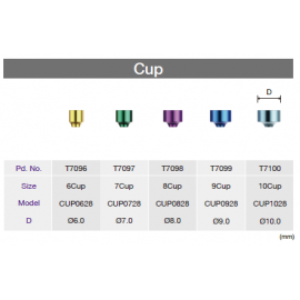 TheSimple Initial Cup